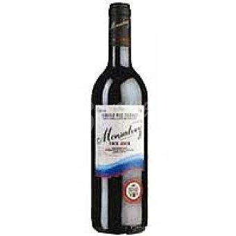 R. del Duero MONSALVEZ Vino Tinto Botella 75 cl