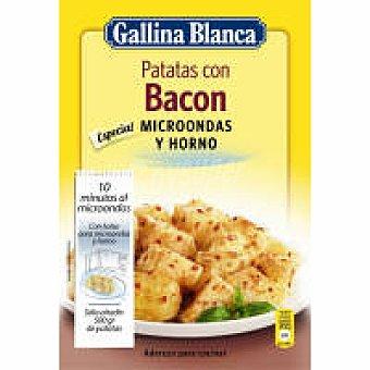 Gallina Blanca Patatas con bacón Sobre 15 g