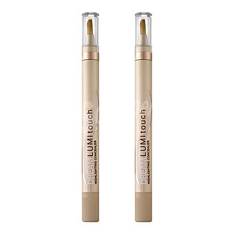 Maybelline New York New York Dream Lumitouch Concealer 02 Nude Corrector 1 unidad