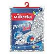 Funda tabla de plancha Premium 2 en 1 110-130 x 30-45 cm envase 1 unidad envase 1 unidad Vileda