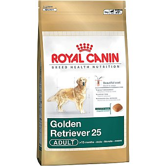 Royal Canin Alimento completo especial para perros de raza golden retriever desde los 15 meses Adult Bolsa 3 kg