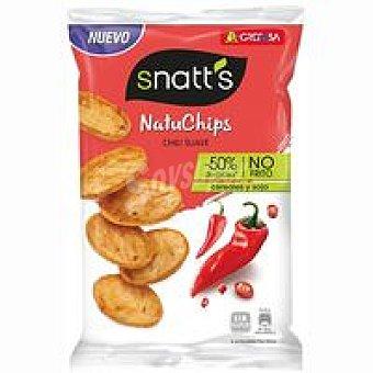 Snatt's Grefusa Natuchips chili Bolsa 85 g