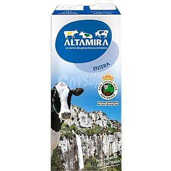Altamira Leche Entera Brik 1 litro