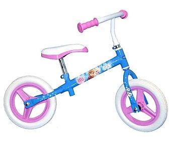 Disney Frozen Bicicleta de 10 pulgadas sin pedales con diseño Frozen, DISNEY.