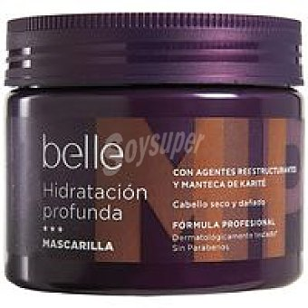 Belle Mascarilla Hidrat 300ml