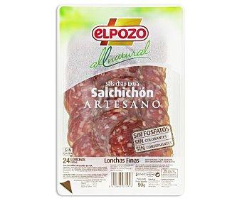 ElPozo Salchichón artesano All Natural 90 g