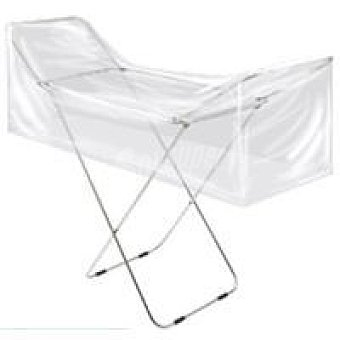 Funda protectora de ropa tendida para lluvia cuncial, 135x260 cm