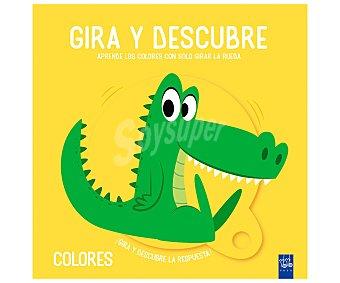 Planeta Gira y descubre colores, yoyo. Género infantil. Editorial Planeta.