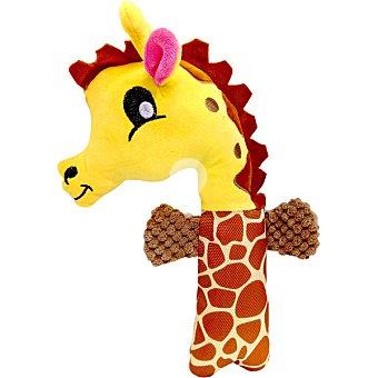 Juguete para perro modelo jirafa de peluche