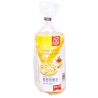 DIA Tortas de maiz paquete 200 gr