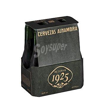 Alhambra Cervezas Pack 6 uds. x 33 cl
