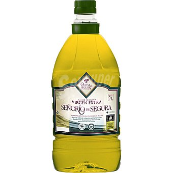SEÑORIO DE SEGURA aceite de oliva virgen extra D.O. bidon  2 l