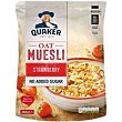 Muesli de fresa Paquete 600 g Quaker