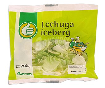 Productos Económicos Alcampo Lechuga Iceberg 200 Gramos