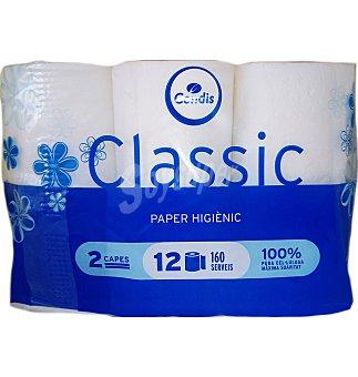 Condis Papel higienico 12 UNI