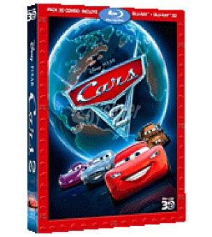 Disney Cars 2 (3D+ 2D) BR 3D combo 2D