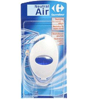 Carrefour Ambientador lavavajillas neutralizador de olores + 1recambio 1 ud