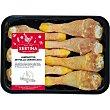 Jamoncitos de pollo certificado con alimentación 100% vegetal peso aproximado Bandeja 885 g Sertina
