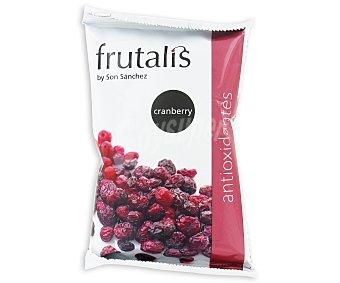 Frutalis Arándanos rojos Cramberry Bolsa 100 g