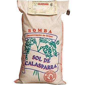 SOL DE CALASPARRA Arroz bomba D.O. Calasparra saco 1 kg saco 1 kg