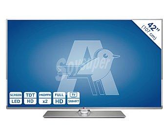 """Lg Televisión 42"""" 42LB650V 1 unidad"""