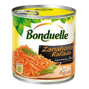 Bonduelle Zanahoria rallada 220 g