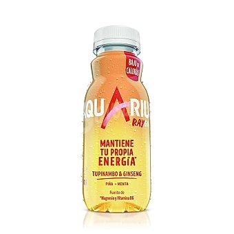 Aquarius Bebida refrescante funcional sabor piña y menta Raygo Botella 27,5 cl