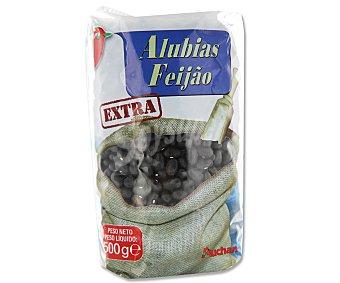 Auchan Alubia negra 500 gramos