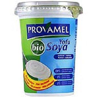 SANTIVERI PROVAMEL Bio Soya Yofu Alternativa de soja al yogur sabor natural Envase 500 g
