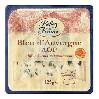 Reflets de France Queso Blue D´auvergne AOP 125 g Pieza De