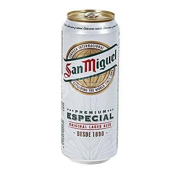 San Miguel Cerveza Especial Lata 50 cl