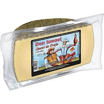 Don ismael Queso curado de oveja elaborado con leche pasteurizada pieza 1,6 kg