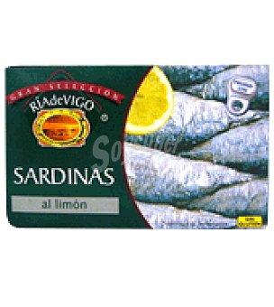 Ria de Vigo Sardinas al limón 80 g
