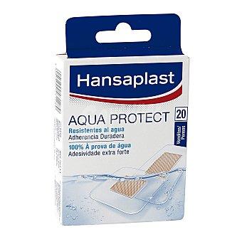 Hansaplast Apósitos Resistentes al Agua , 2 Tamaños 20 uds