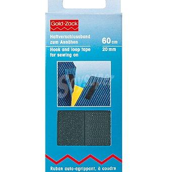 PRYM Velcro para coser en color negro de 60 cm x 20 mm