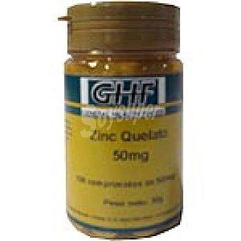 GHF Cápsulas de zink 50 mg envase 100 unidades 50 envase 100 unidades