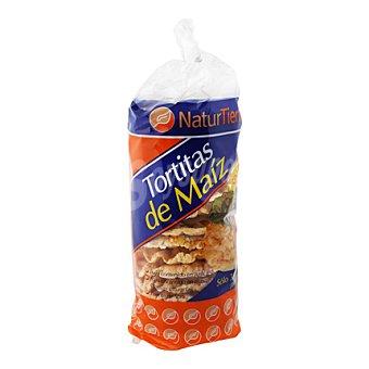 NaturTierra Tortitas de maíz 140 g