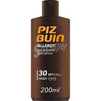 Piz buin Allergy loción protectora solar SPF-30 Frasco 200 ml