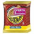 Yatekomo pollo soja bag Pack 3 Gallina Blanca