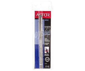 Astor Lápiz de ojos automático resistente al agua Nº010 1 unidad