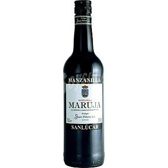 Maruja Manzanilla Juan Piñero 10 años D.O. Sanlúcar de Barrameda botella 75 cl botella 75 cl