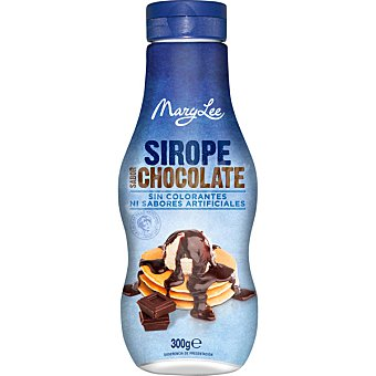Mary Lee Sirope con sabor chocolate 300 g