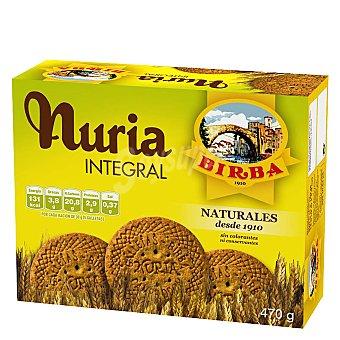 Nuria Galletas integral 470 g