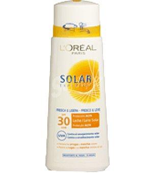 Solar Expertise L'Oréal Paris Leche solar factor de protección 30 Bote de 250 ml
