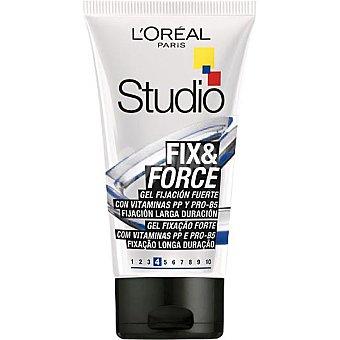 Studio Line L'Oréal Paris gel fijación fuerte multivimaninas Tubo 150 ml