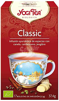 Yogi Tea Tea Classic Caja 30 g