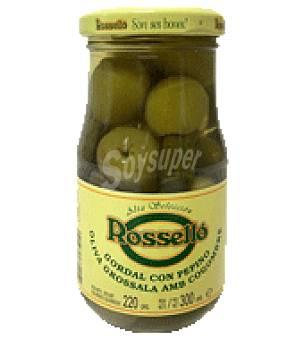 Roselló Aceituna gordal con pepino 220 g