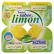 Yogur limon Pack 4 x 125 g - 500 g Hacendado