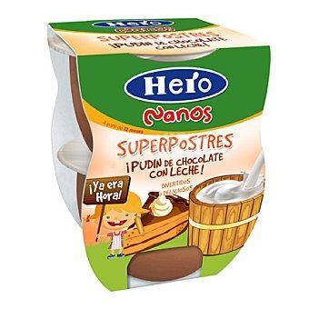 Hero Pudin choco.leche nanos 130 gr