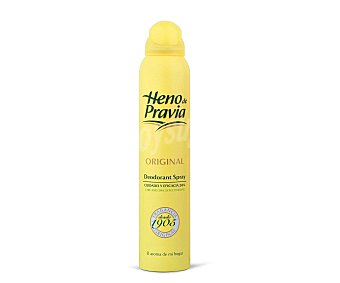 Heno de Pravia Desodorante Active Plus Spray 200 ml